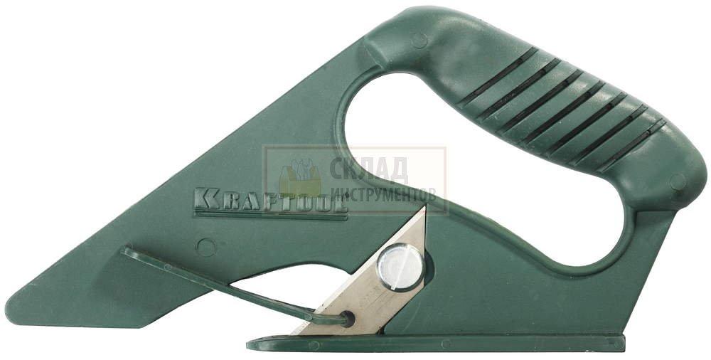 Нож строительный KRAFTOOL А02 0930_z01 Крафтул купить цена продажа выбор ст